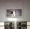 Eaton Cutler Hammer circuit breaker panel br3040b200v5