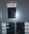 Challenger circuit breaker panel