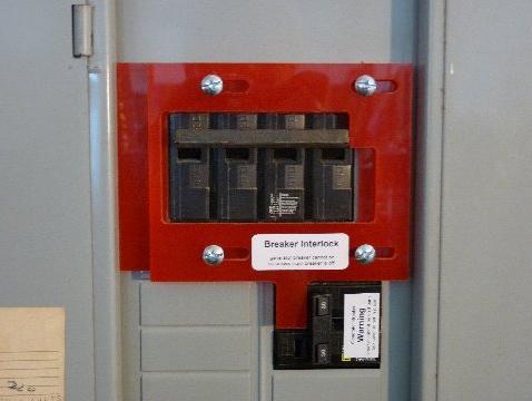 M-1 Generator Interlock Kit Instructions