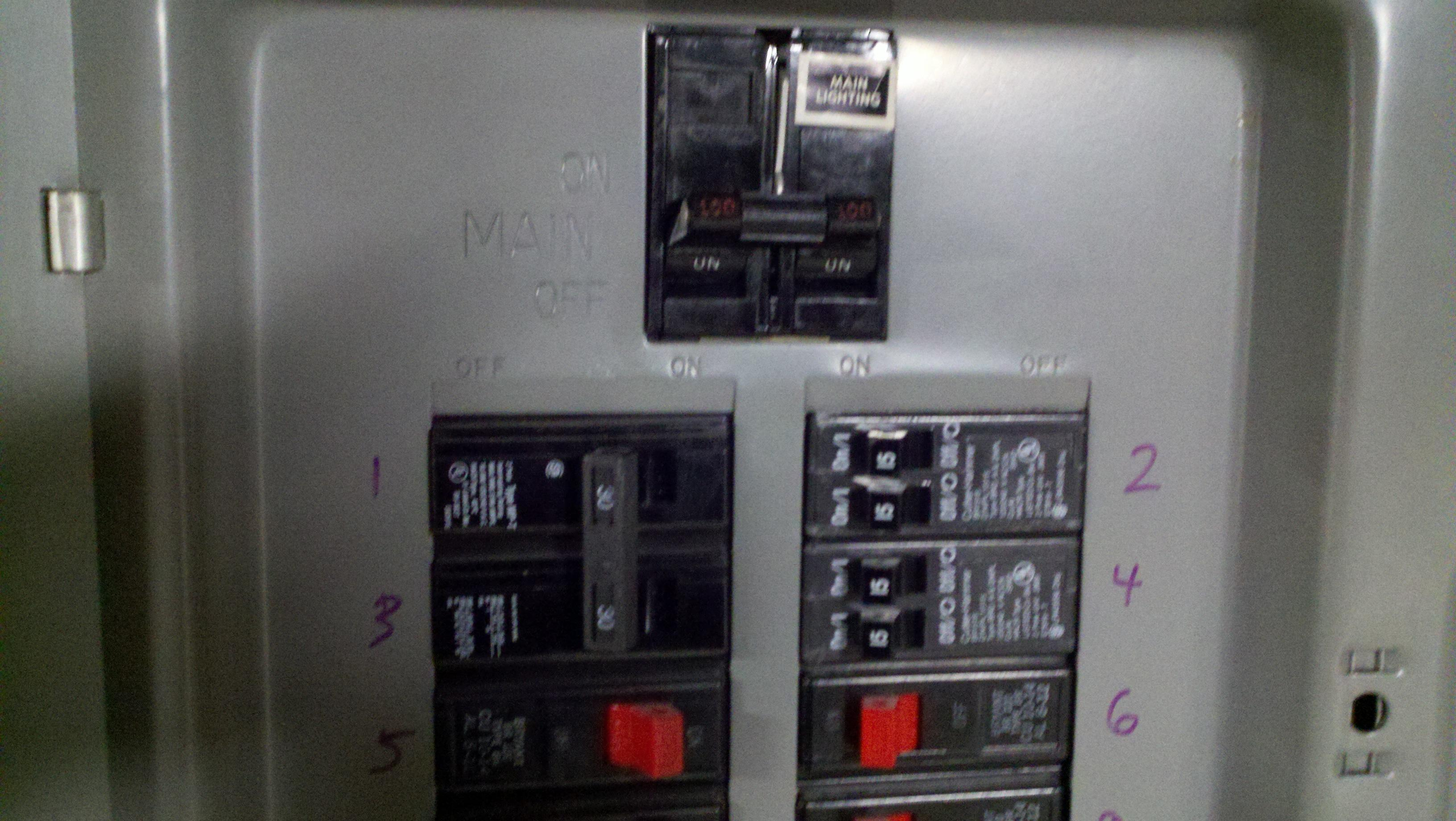 Murray 100 Amp Breaker Box Wiring - DIY Enthusiasts Wiring Diagrams •